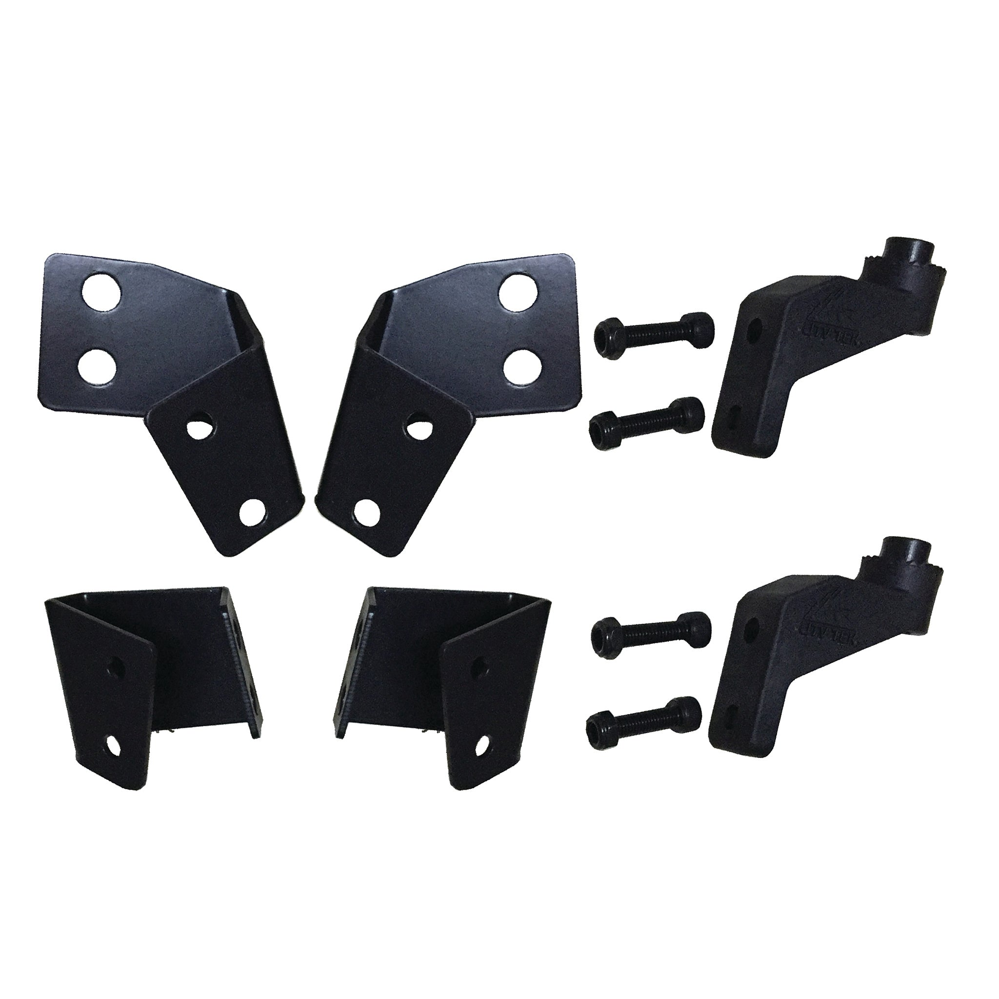 Elite Series Side Mirror Adapter - for Polaris® RZR®, General®, & Ranger®
