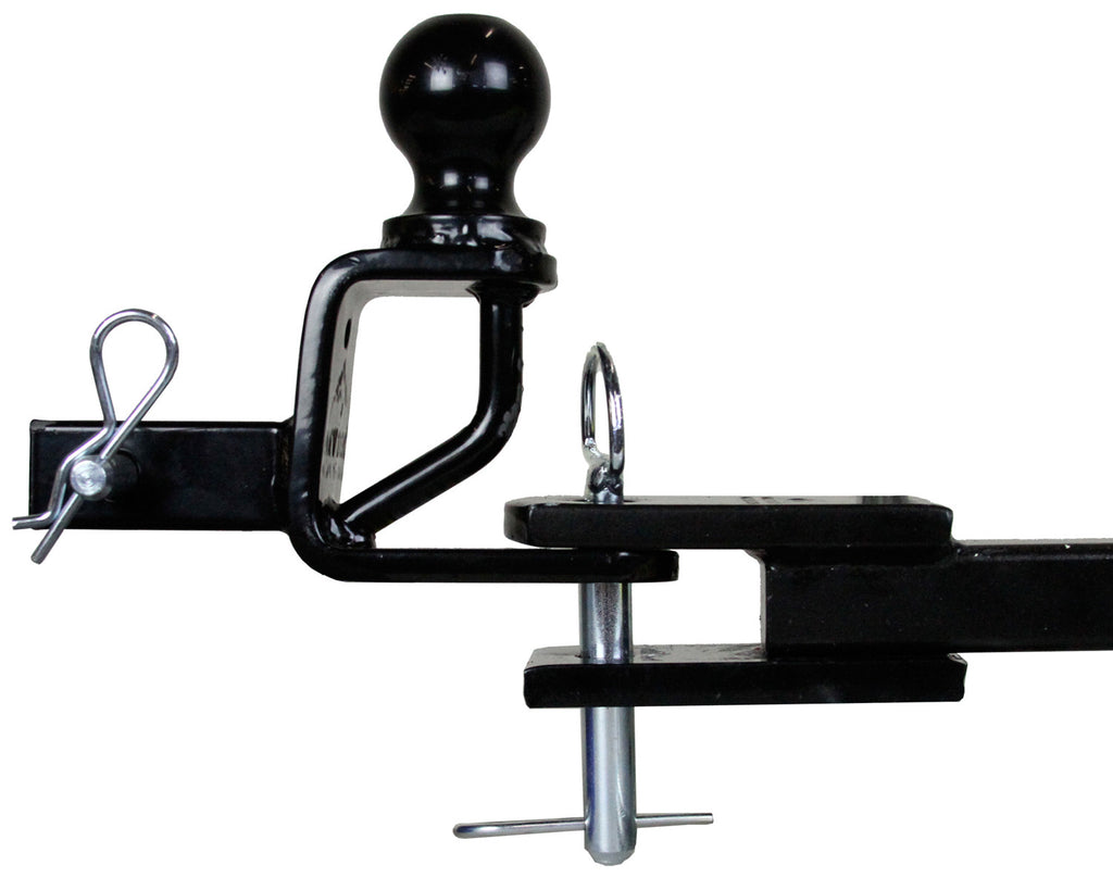 "Trio HD 1.25"" Hitch w/ Ball Mount"