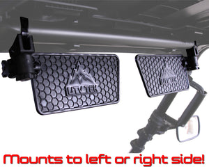 Clearview™ UTV Sun Visor for Polaris® 15-16 Ranger® Pro Fit Roll Cages (#utvsv1-ran)