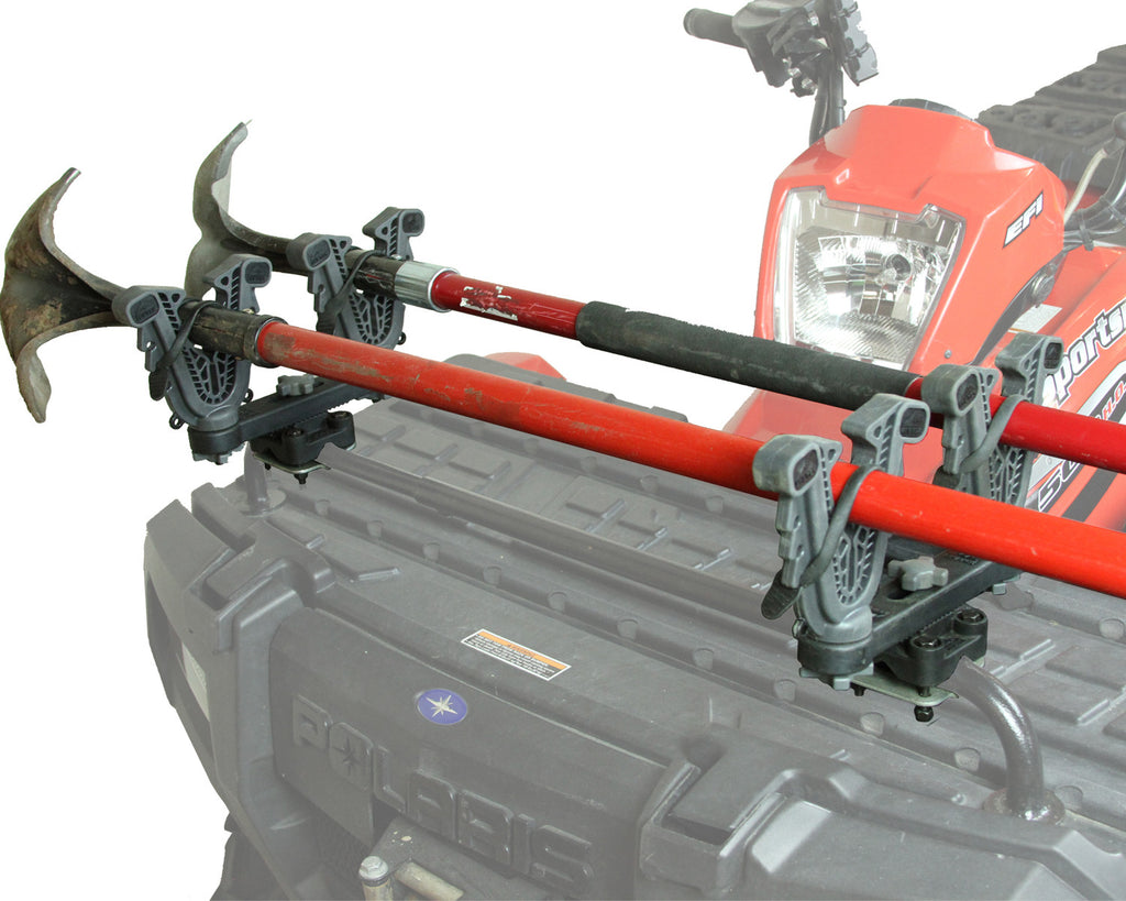 V-Grip™ Gun, Bow & Utility Rack - Double