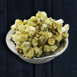 """Outlawed"" Granny Get Your Gun Green Apple Caramel Butter Crunch Popcorn (7 oz)"