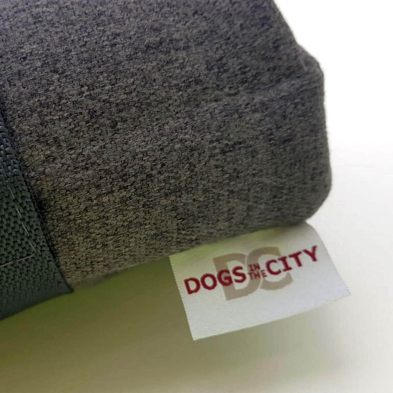 DOGS in the CITY Reisedecke für Hunde Travel Mat Brandon | Anthrazit