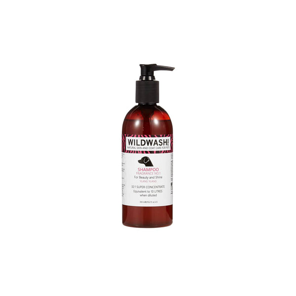 WildWash PRO Fragrance No.1 Hundeshampoo | 300ml