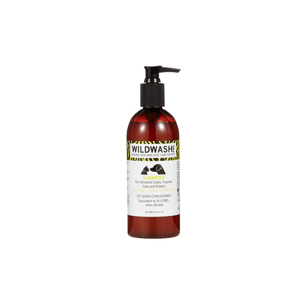 WildWash PRO Sensitiv Hundeshampoo | 300ml