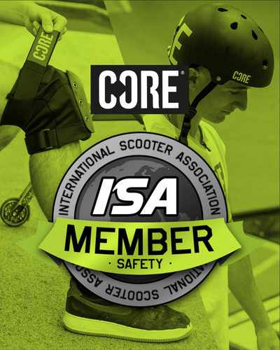 CORE Protection is the Official Safety Sponsor of the ISA!