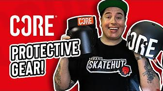 CORE Protection Range Video Review with SkateHut