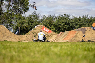 CORE Sponsors UK's biggest MTB & BMX Dirt Series - DIRT WARS!