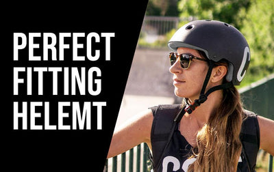 How to find the best fitting helmet for skating