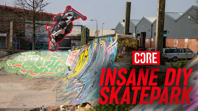 CORE Skatepark Review: New Bird Skatepark, Liverpool