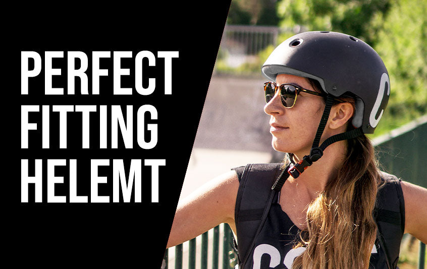CORE Skate Helmet Perfect Fitting Helmet Guide