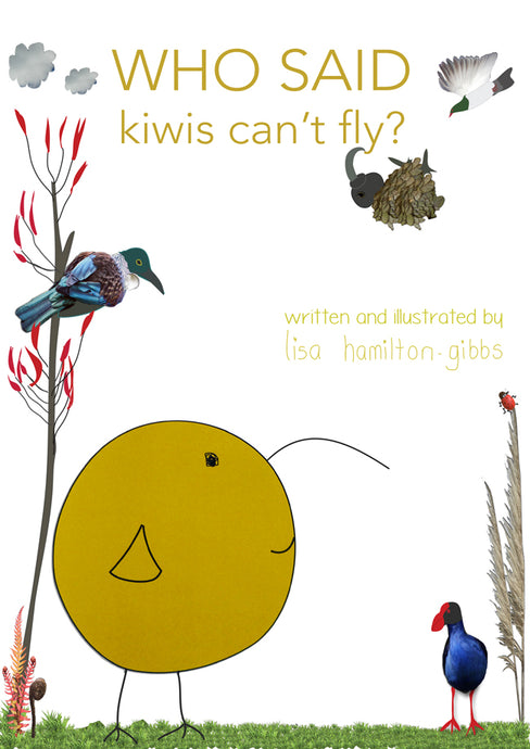 Canvas reviews Who said Kiwis can't fly?