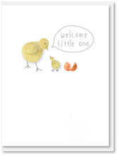 Load image into Gallery viewer, Baby - Welcome little one chick