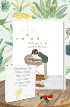 Load image into Gallery viewer, Child mix & match block and card bundle