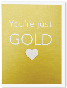 Compliments - You're just gold*