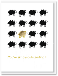 Kiwi Compliments - You're simply outstanding