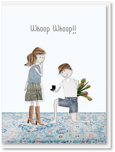 NEW Wedding - Whoop Whoop Proposal
