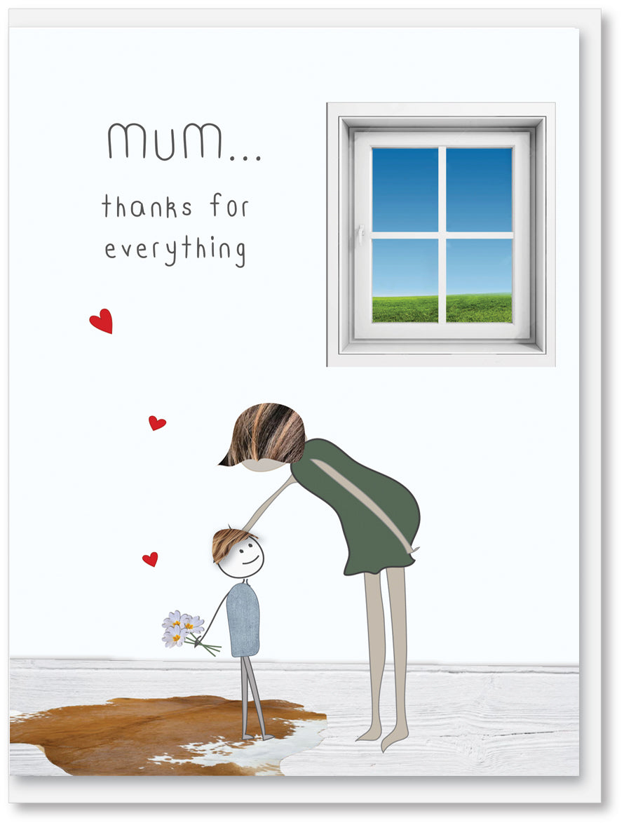 Mothers - Thanks for everything
