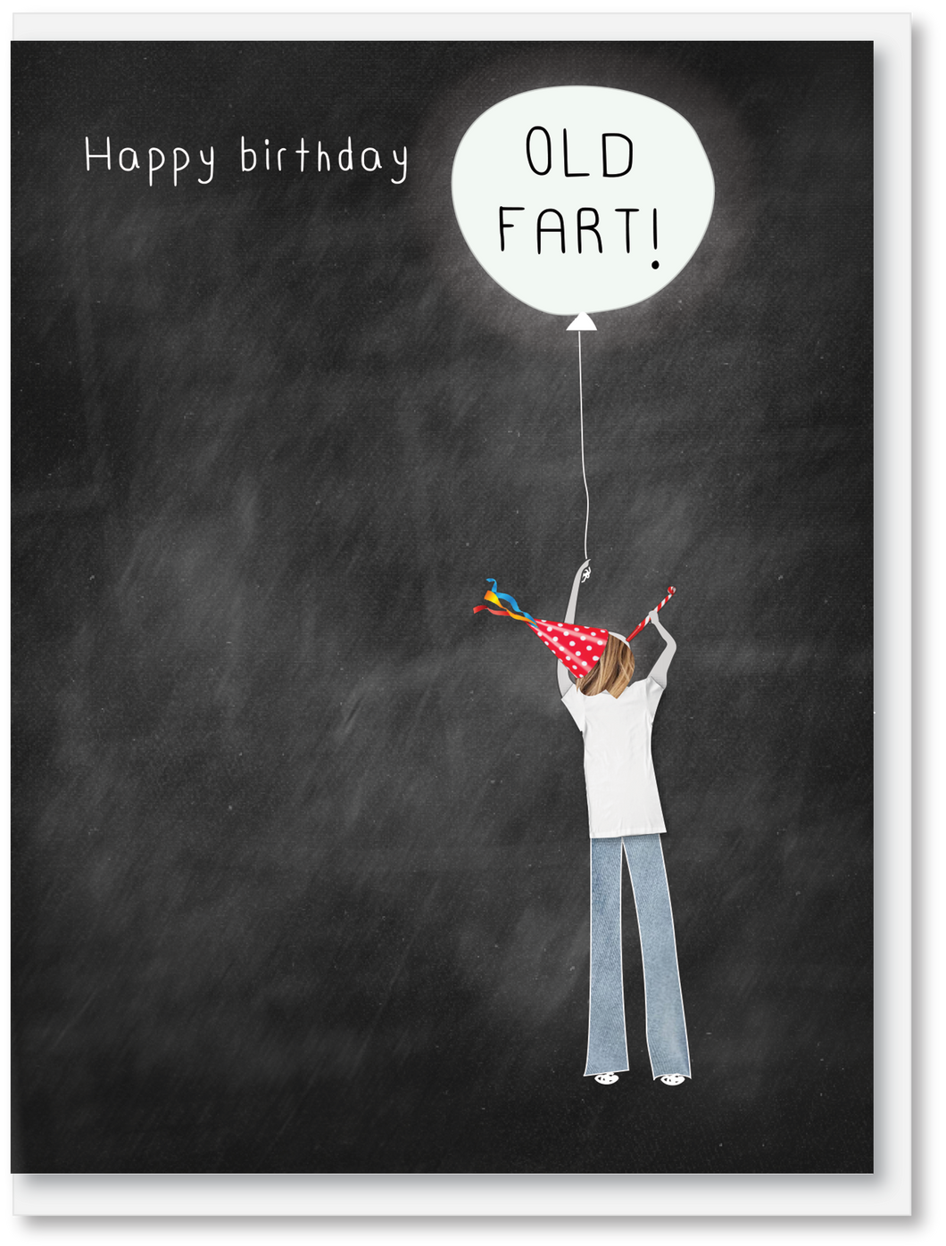 Birthday - Old fart