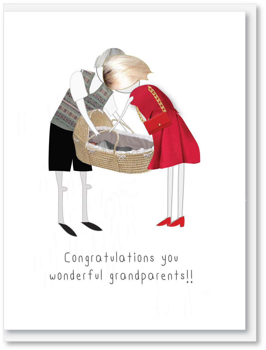 Baby - Wonderful grandparents!