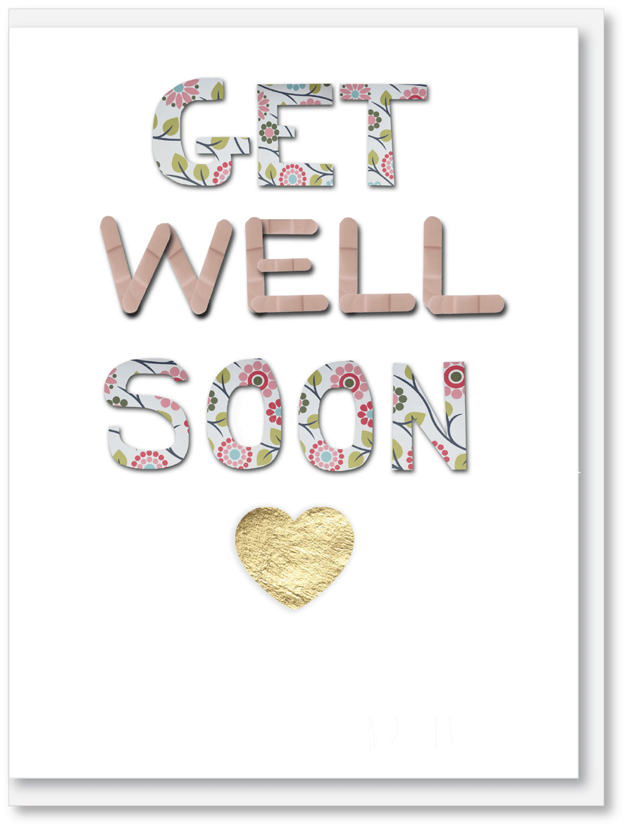 Get well - Plasters