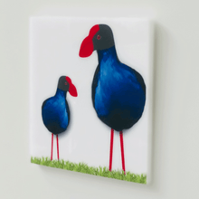 Load image into Gallery viewer, Acrylic Print - Kiwi Pukeko