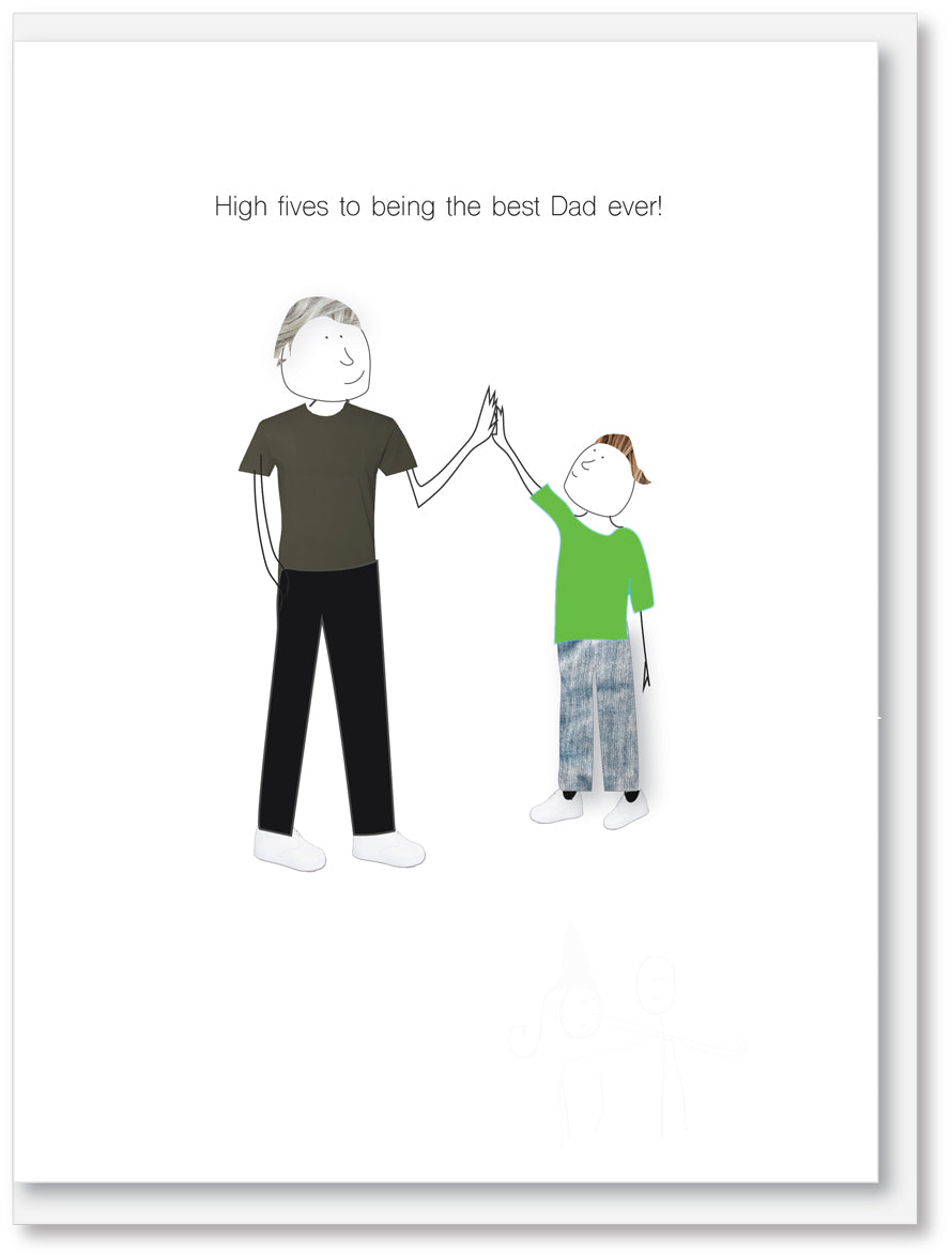 Fathers - High five