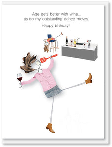 Birthday for her mix & match - 5 pack