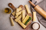 Load image into Gallery viewer, Cannelloni Ricotta e spinach