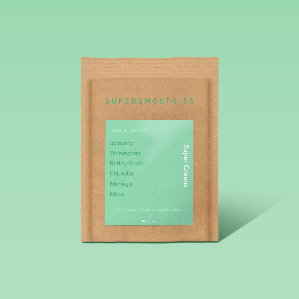 superfood powders blends organic raw