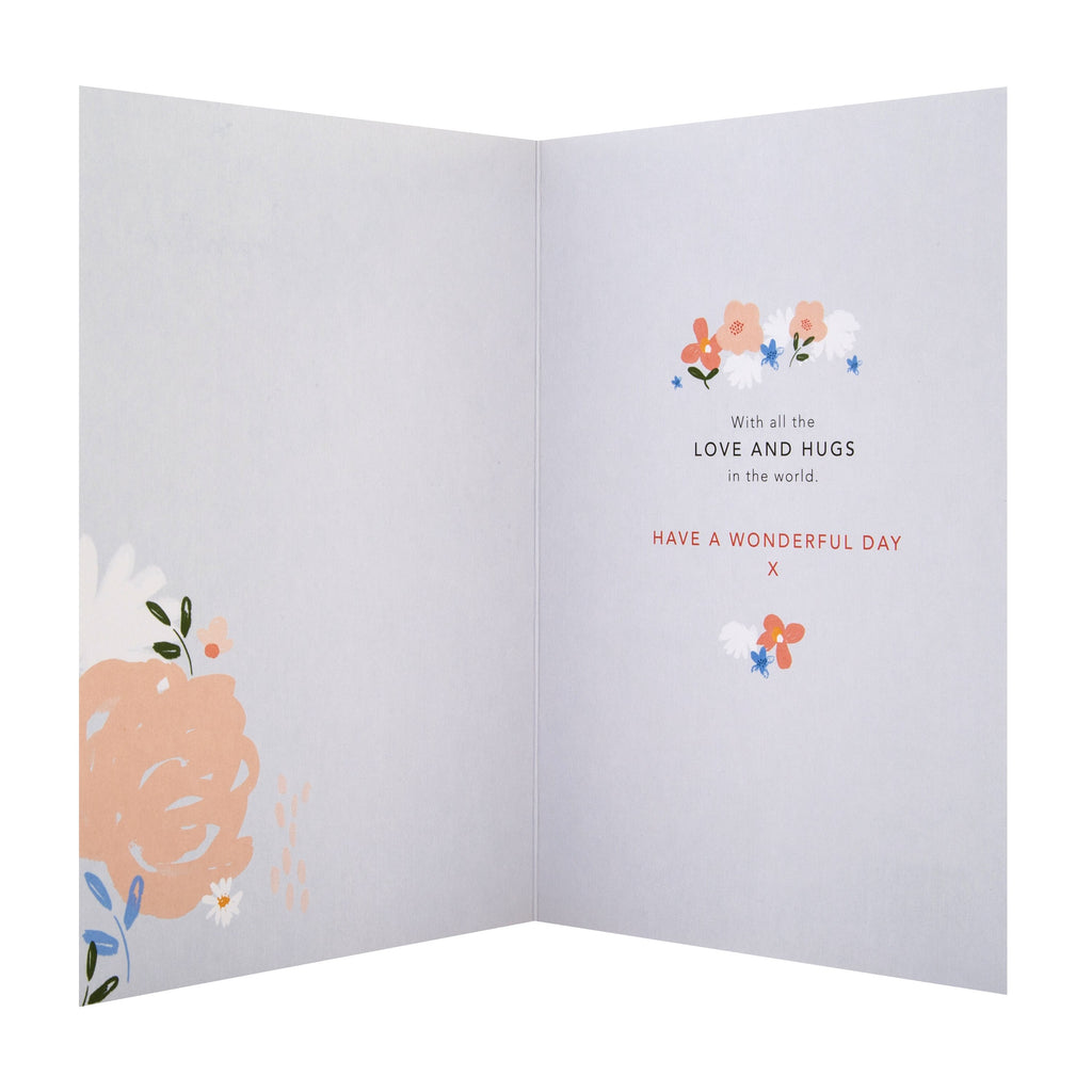 Mother's Day Card for Grandma - Cute Forever Friends Design