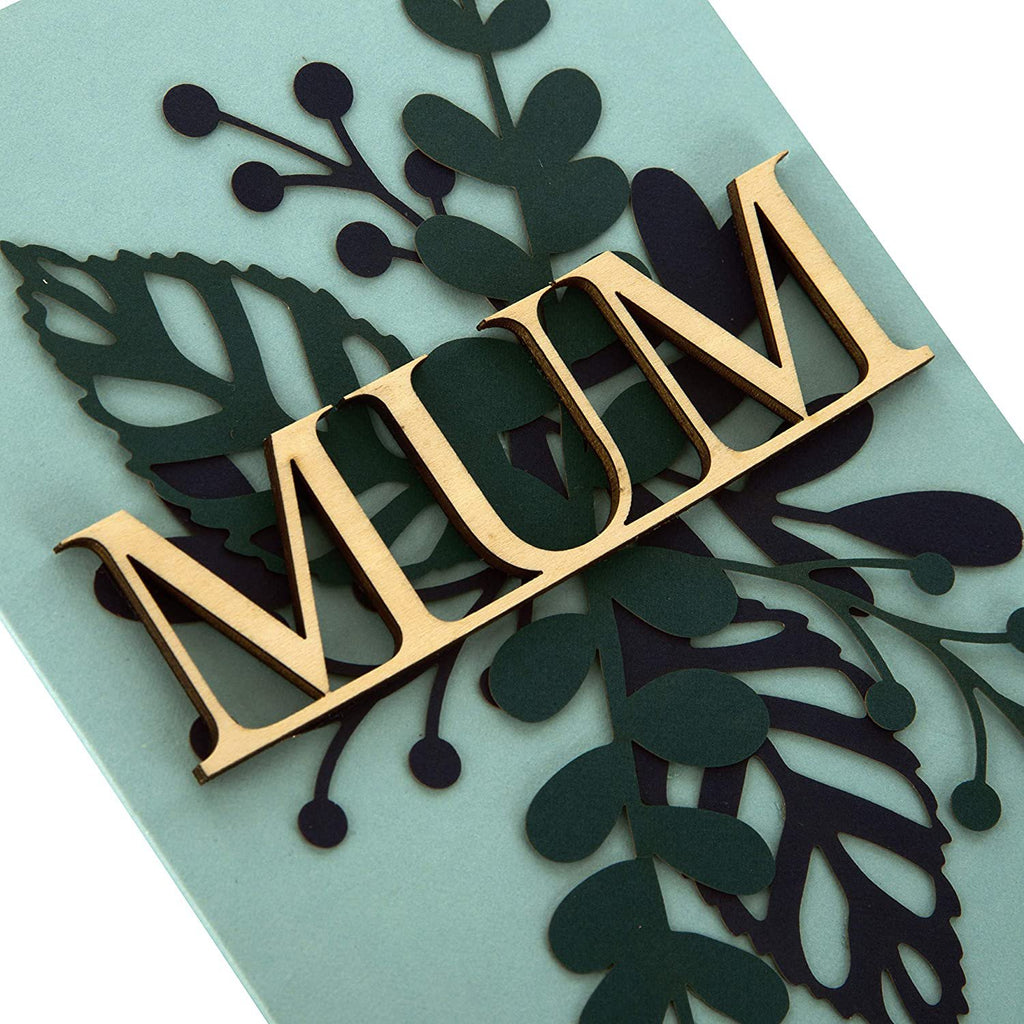 Mother's Day Card for Mum -  Signature Collection Design