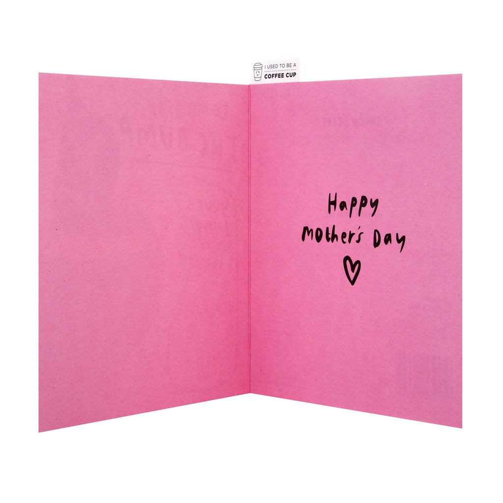 Mother's Day Card from the Bump - CupCycled™ Contemporary Illustrated Design