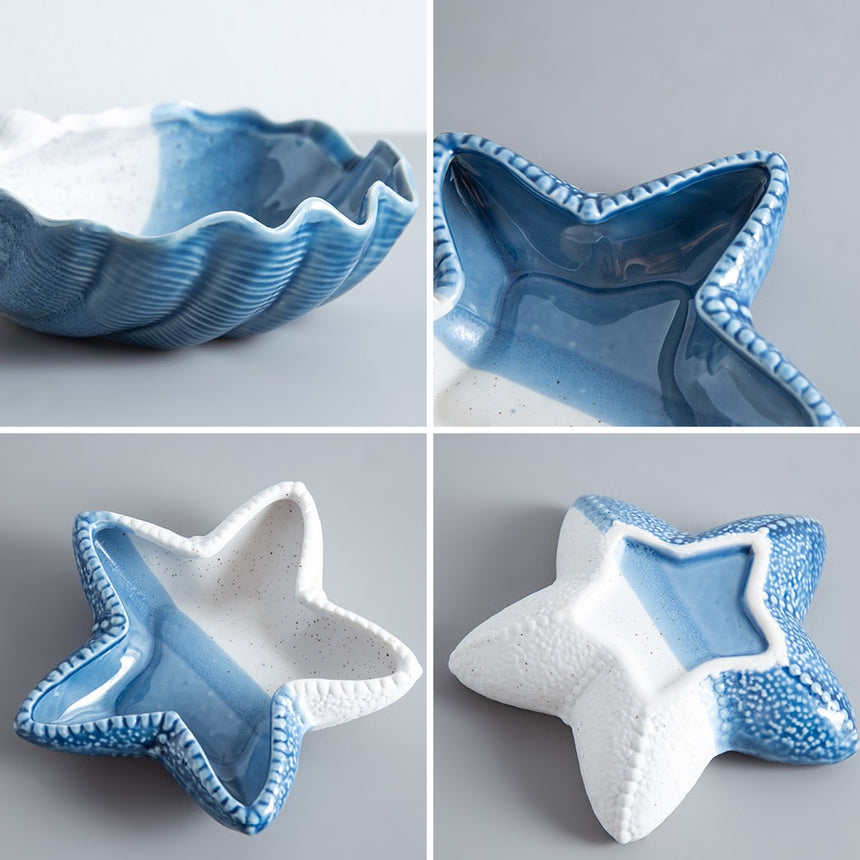 Conch Jewelry Plate