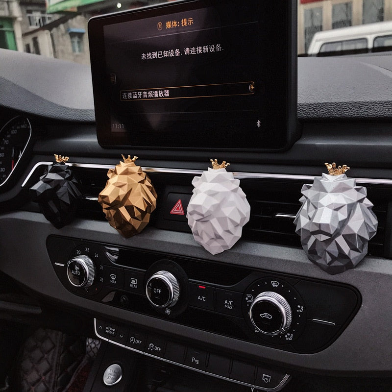 Lion Head Car (vent) Fragrance