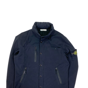 Stone Island Navy 2011 Soft Shell R Jacket