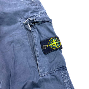 Stone Island 2014 Slim Fitting Cargo Trousers