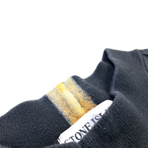Stone Island Rubber Piped Mock Neck Pullover