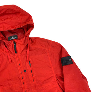 Stone Island Red Shadow Project Silon Nylon Jacket