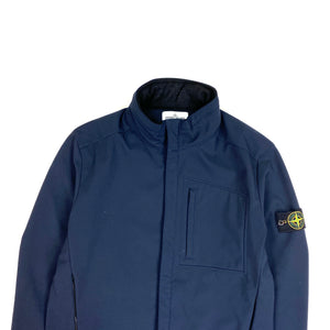 Stone Island 2016 Fleece Lined Soft Shell R Jacket