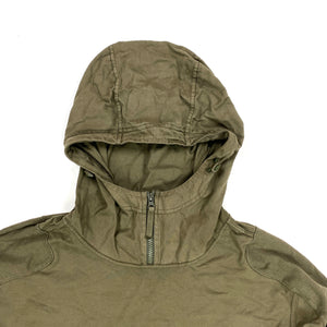 Stone Island 2018 Khaki Ghost Pullover Hoodie