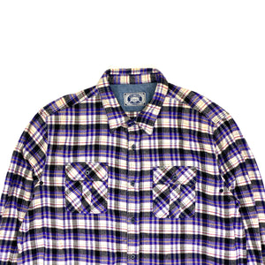 CP Company Checked Flannel Overshirt