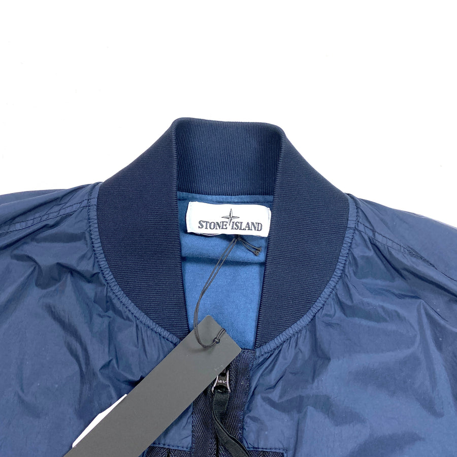 Stone Island 2017 Garment Dyed Crinkle Reps Jacket