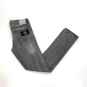 Stone Island 2011 Light Grey Slim Fit Jeans