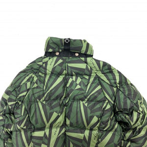 MA STRUM CAMOUFLAGE DOWN FILLED PUFFER JACKET