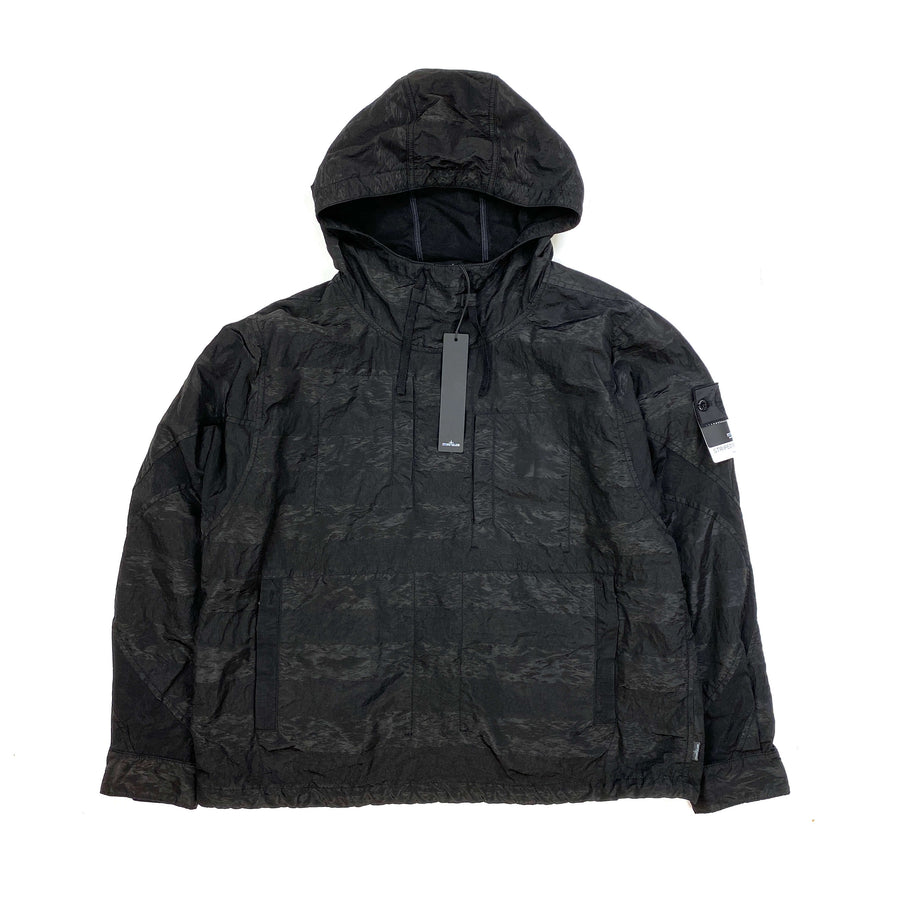 STONE ISLAND SHADOW PROJECT STRIPED NYLON METAL SMOCK