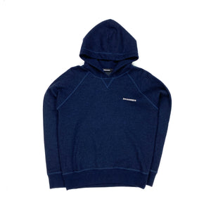 Dsquared Cotton Blend Pullover Hoodie