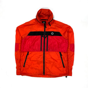 MA Strum Crystal Nylon Windbreaker Jacket