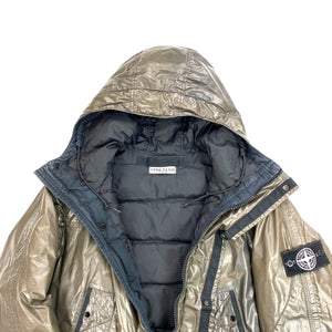 Stone Island 2011 Colour Changing Ice Jacket