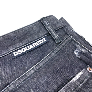 Dsquared Black Sexy Mercury Slim Fit Jeans