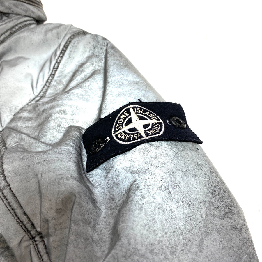 Stone Island 2011 Liquid Reflective Jacket